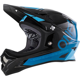 ONeal Backflip RL2 Cykelhjälm blå/svart